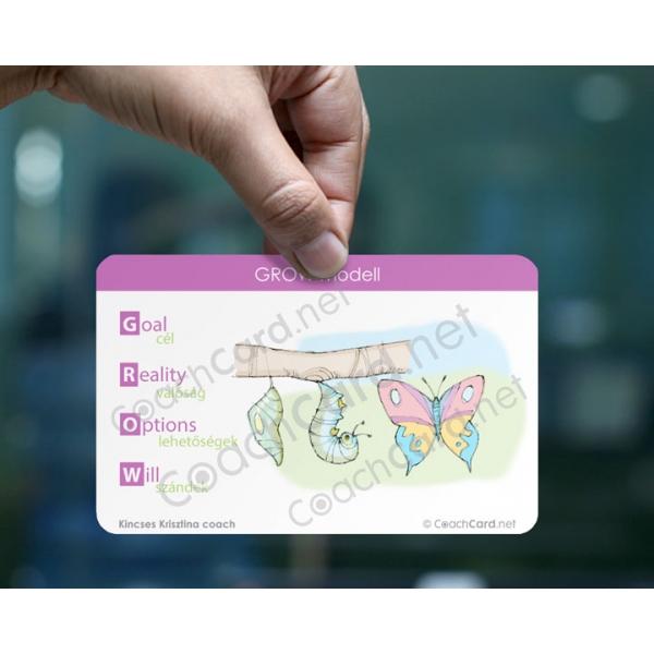GROW coach kártya (8 darab)